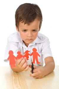 Divorce on Children