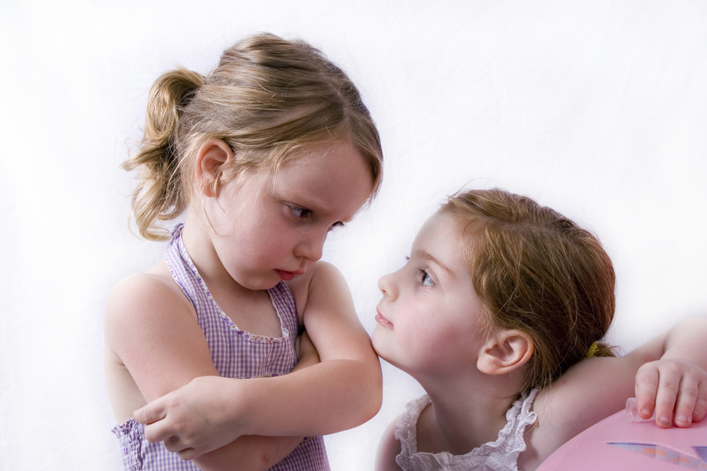The effects of sibling rivalry in a persons behavior