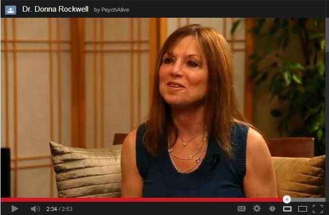 Donna Rockwell Compassion and Mindfulness