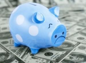 money stress feeling bad about money