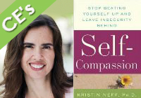 Self-Compassion: A Conversation with Dr. Kristin Neff
