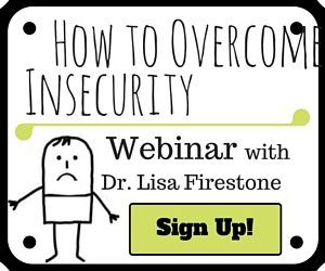 How to Overcome Insecurity