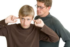What to Do When Your Teen Pushes You Away