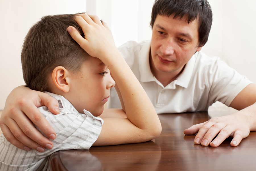 Negative Feelings, Essential Signals on the Road of Life:  Supporting our Children on their Path