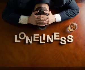 Overcoming loneliness after death of husband