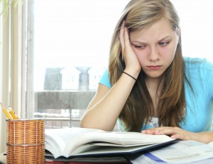 dyslexia frustration