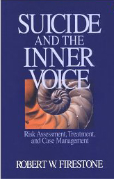 Suicide and the Inner Voice, Dr. Robert Firestone, Suicide, Self-destructive Behavior, Psychalive