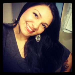 Psychalive student blogger, Daniella Pavone