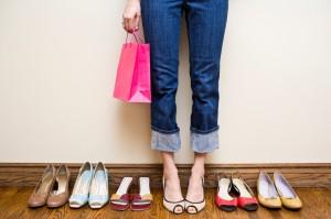 compulsive shopping