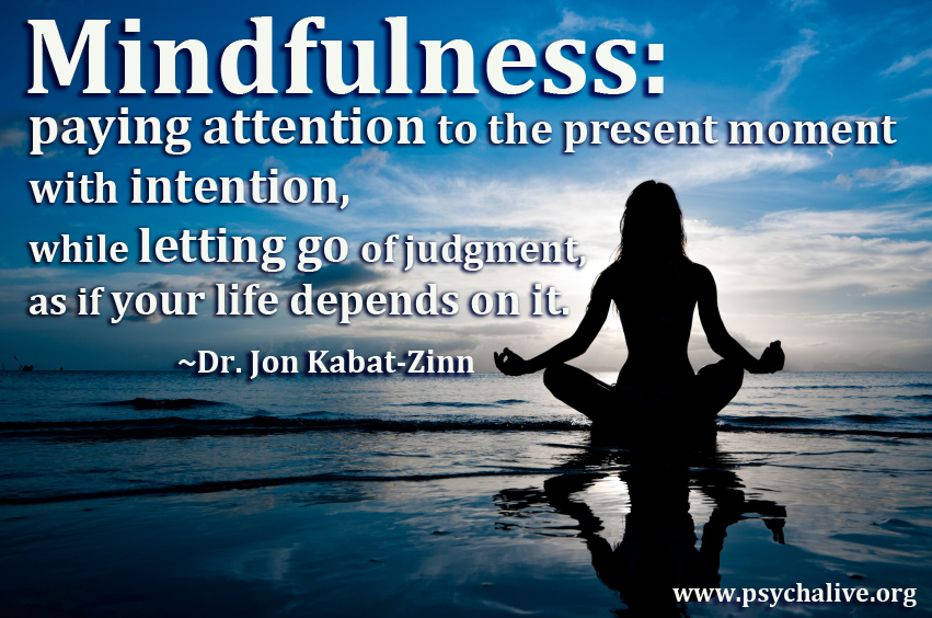 Lovely Mindfulness Quotes Jon Kabat Zinn