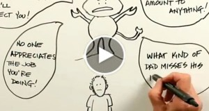 The Critical Inner Voice – Whiteboard Animation