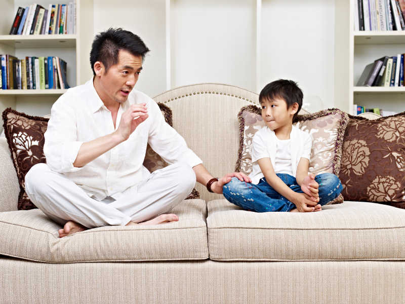6 Rules to Live By When You Discipline Your Child